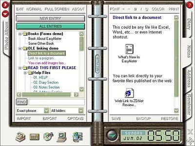ArtPlus Easy Noter Pro - 个人信息管理软件[Windows][$24.95→0]丨反斗限免